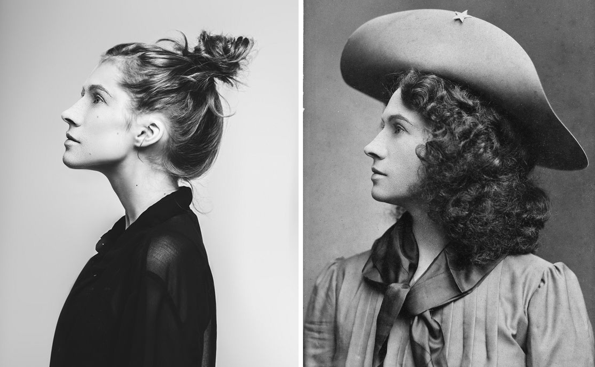 What Annie Oakley would look like today