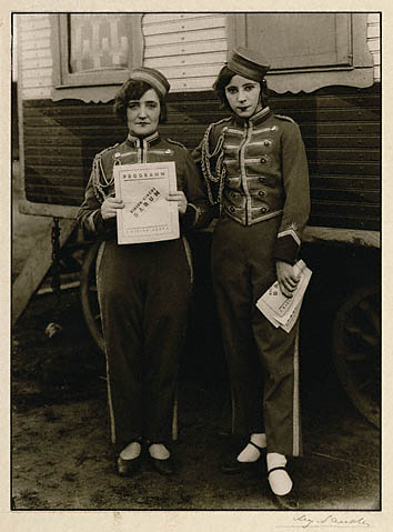 August Sander circus (2)