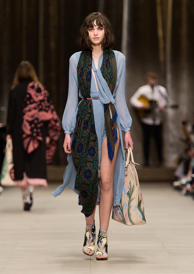 8836be0c3e34 Burberry Prorsum Womenswear Autumn Winter 2014 Collection ...