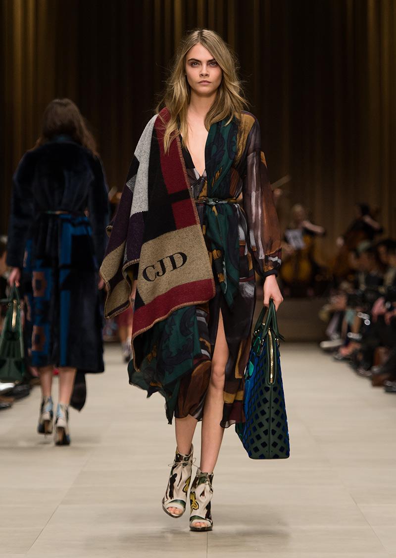b91c91c7966d Burberry Prorsum Womenswear Autumn Winter 2014 Collection