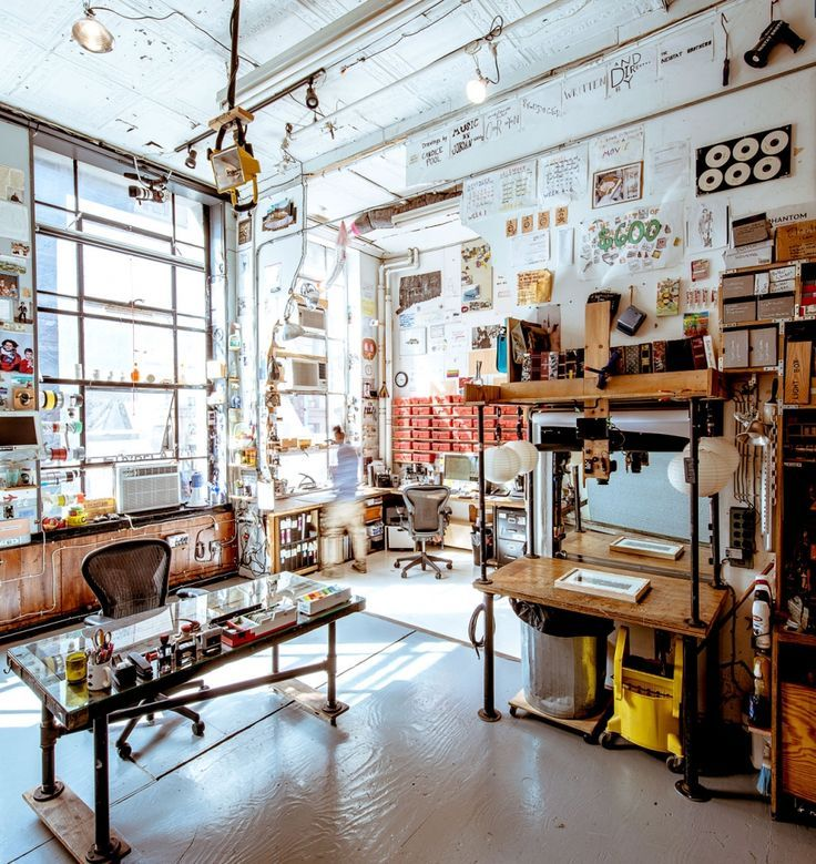 The Most Beautiful Artist\'s Studios on the Planet - Lone Wolf Magazine