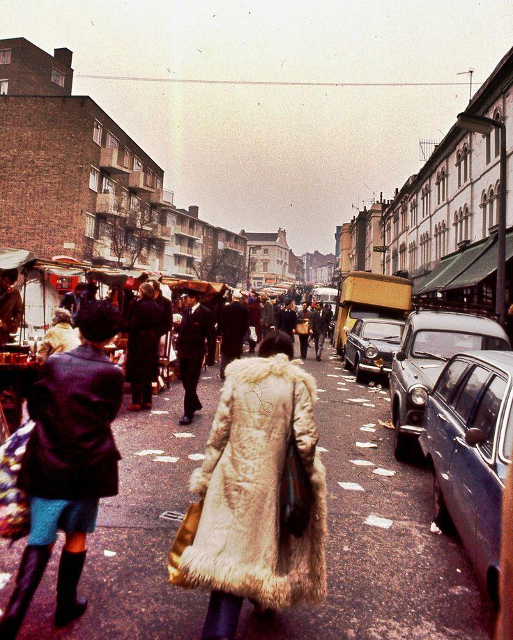 Portobello Road, 1971