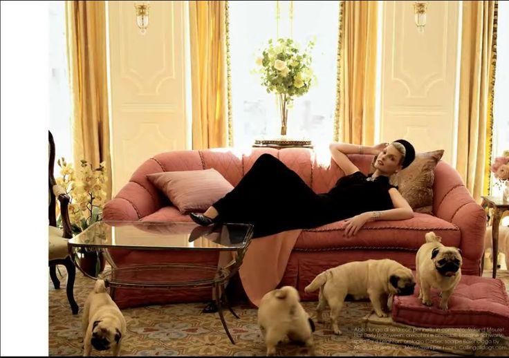 Steven Meisel Vogue Italia 2008