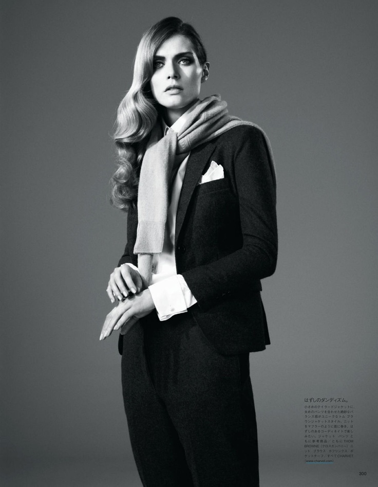 Vogue Japan 2012 willy vandepierre