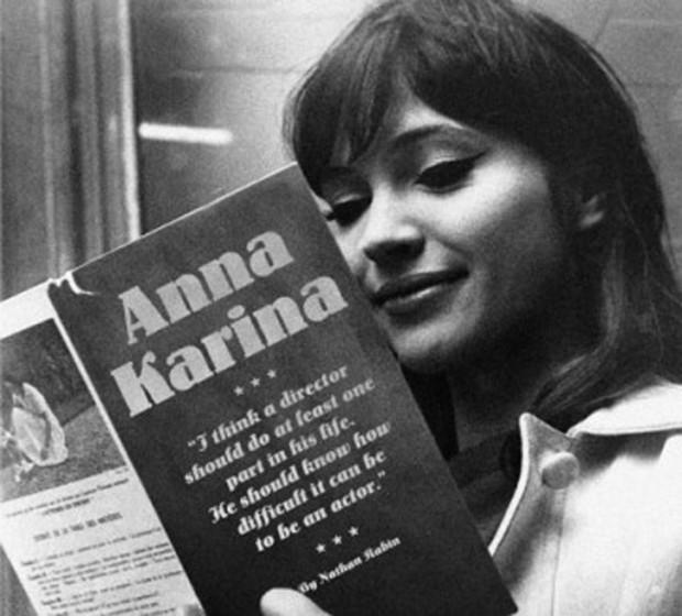Anna Karina Biography