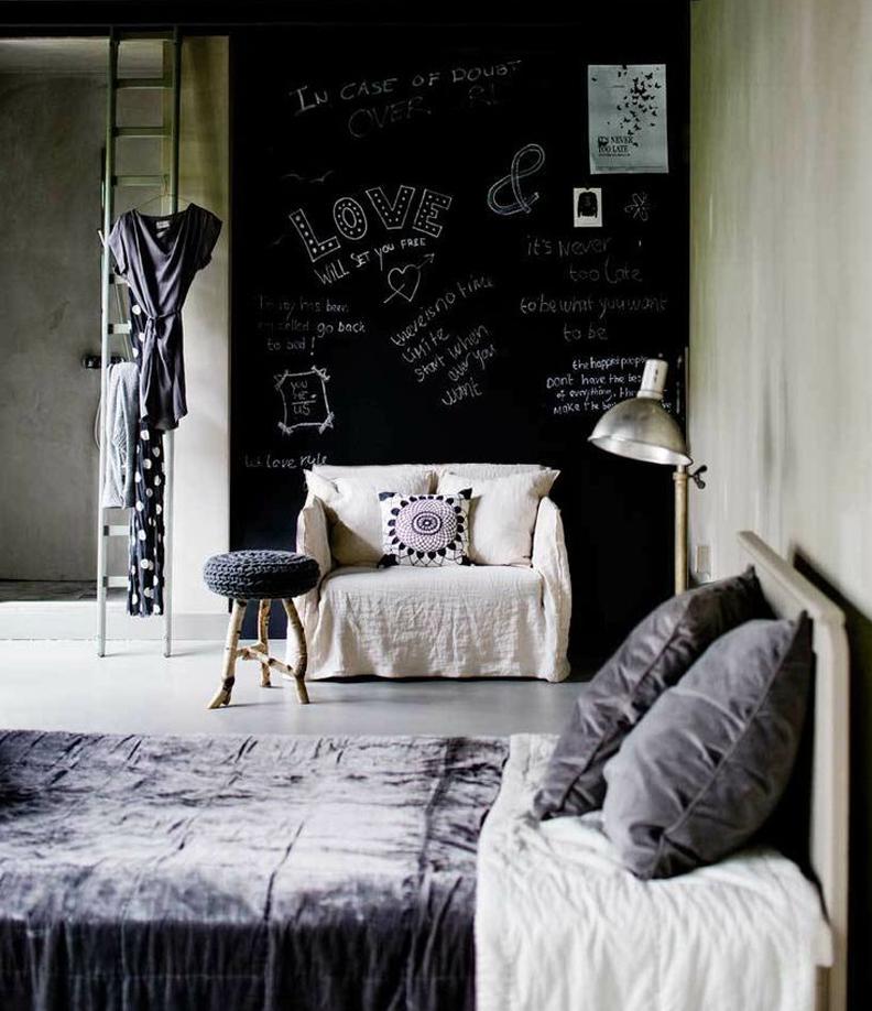 black-paint