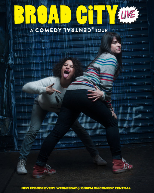 Broad City - Comedy Central