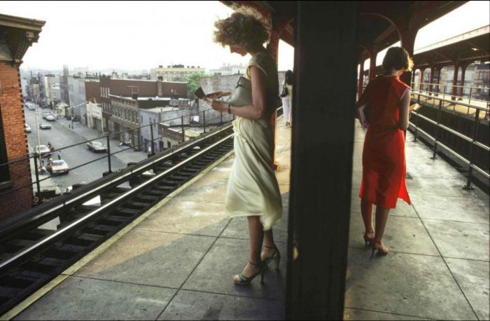 bruce davidson photography subway