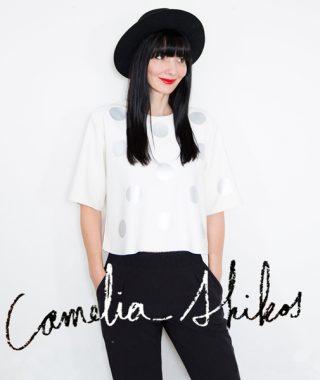 Lone Wolf Woman: Fashion Designer Camelia Skikos