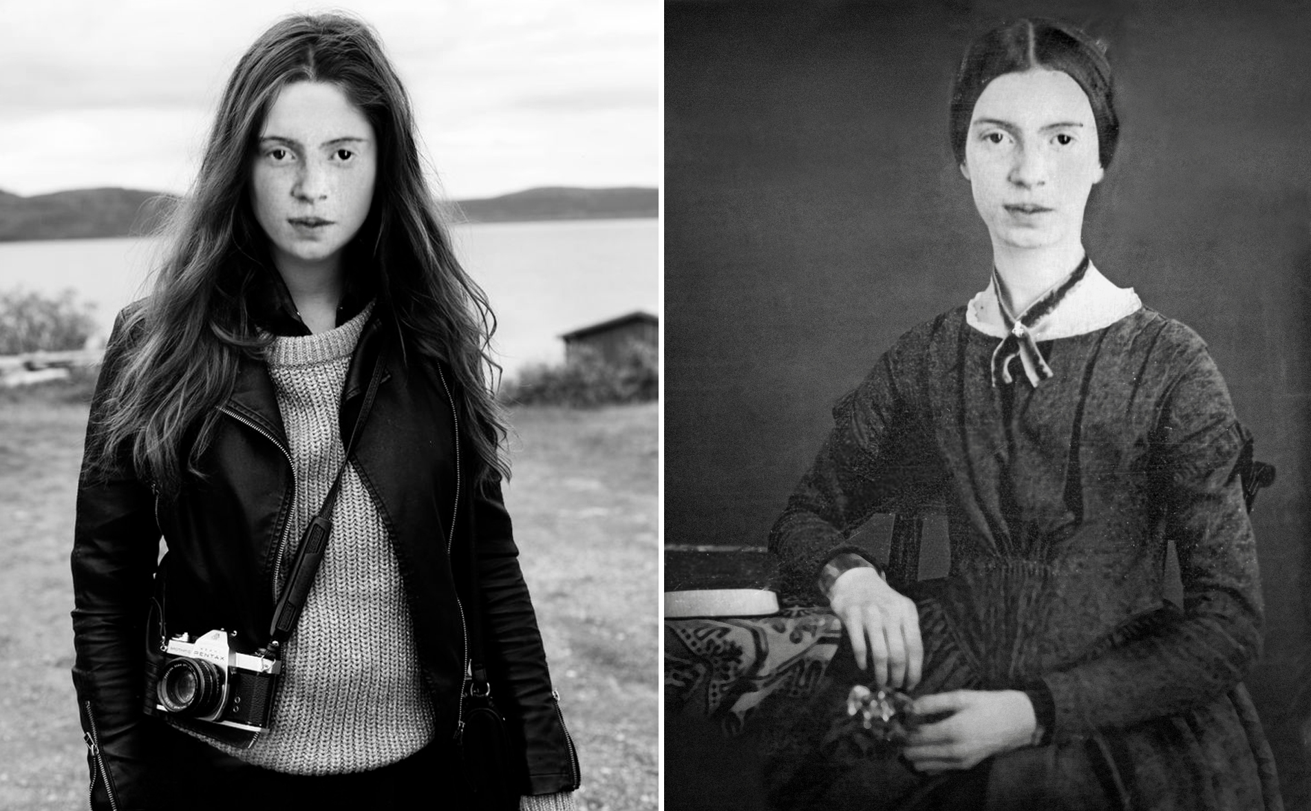 what emily dickinson would look like today