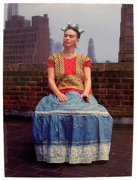 frida new york 1946
