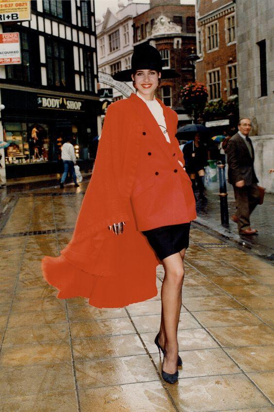 80s fashion street style