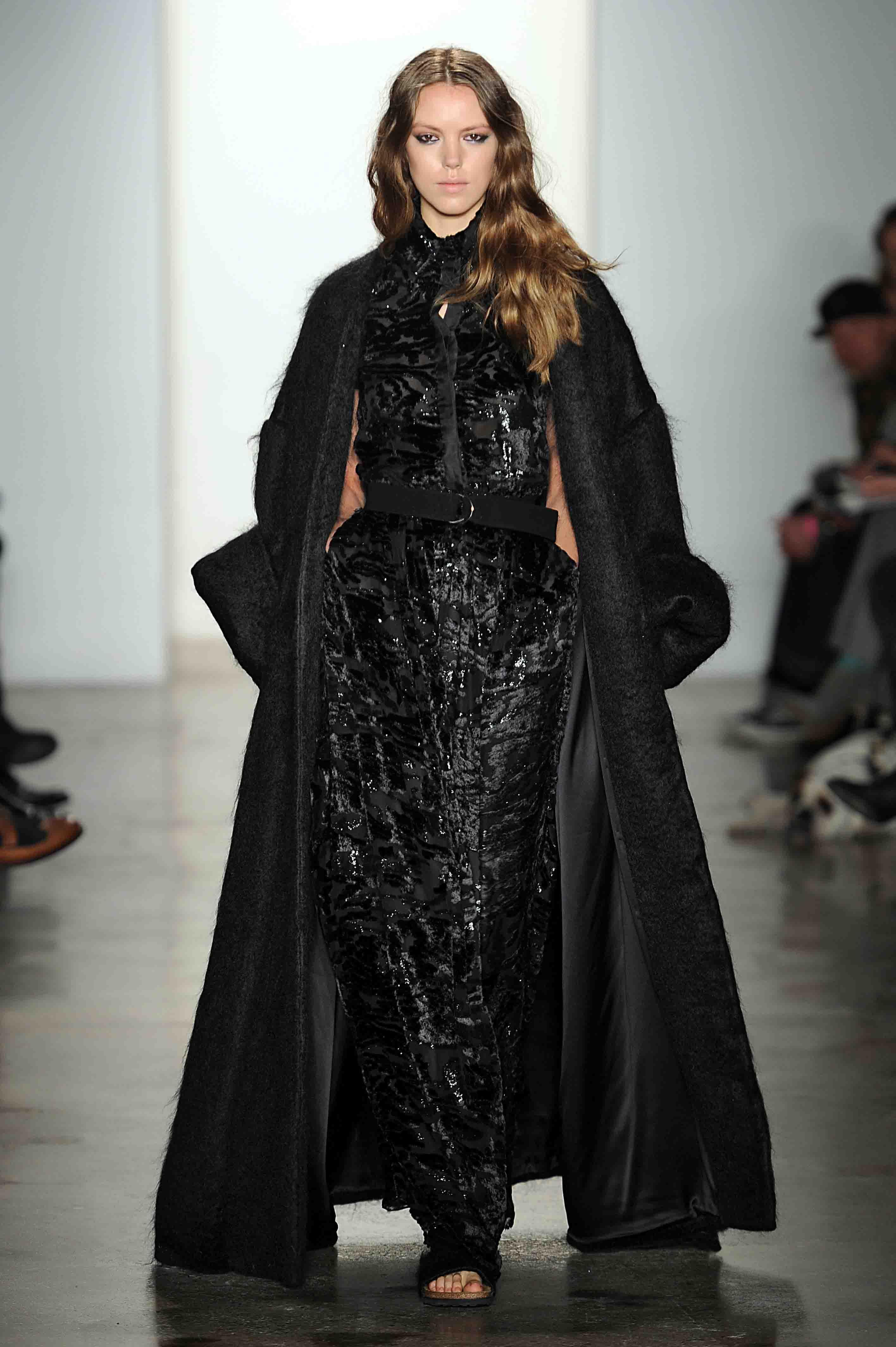 HoughtonWomenswear Fall Winter 2014 New York Fashion Week February 2014