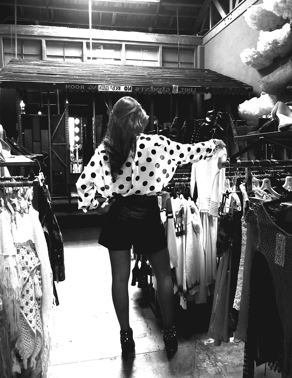 Wardrobe Stylist
