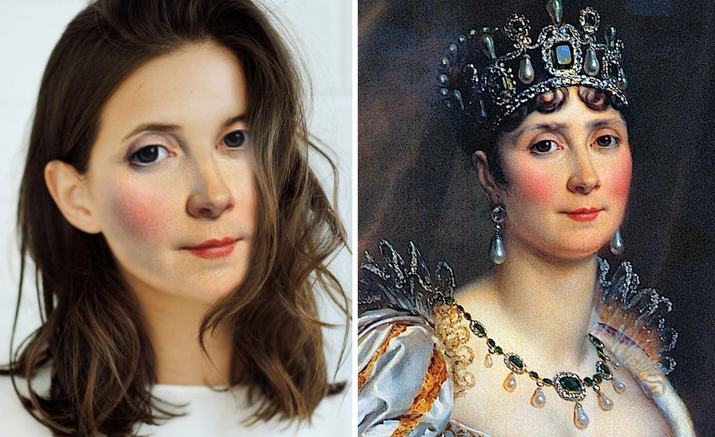 what josephine bonaparte would look like today
