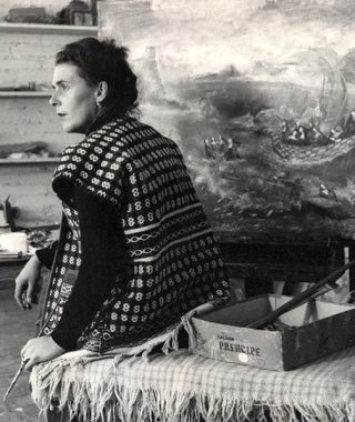 The Surreal Life of Artist Leonora Carrington