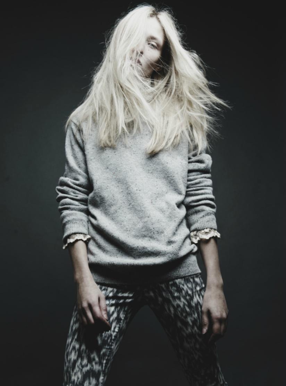 Model Maggie Maurer