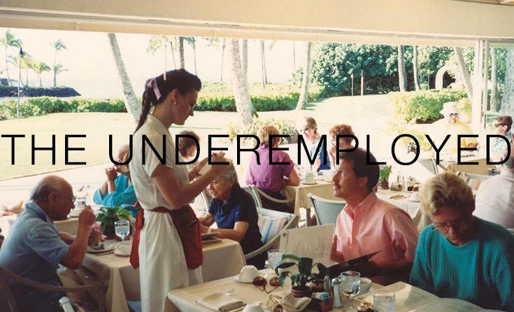 the-underemployed