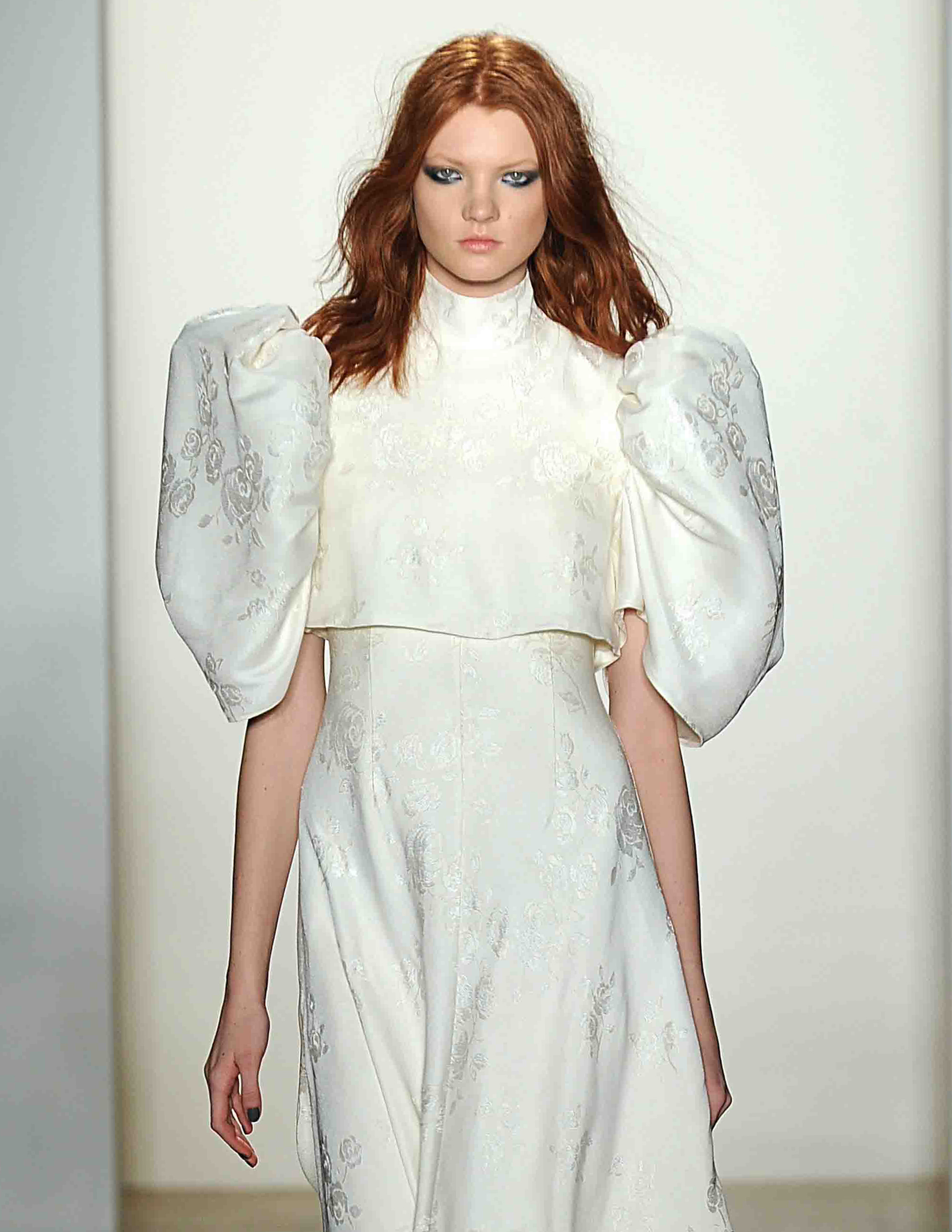 Houghton Fall Winter 2014 New York Fashion Week February 2014