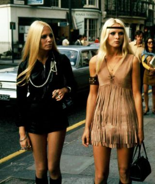 Throwback 70s Street Style, A Look At Fashion's Most Defining Decade