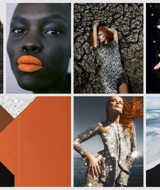 Mood Board Mondays: Inspired by Volcanoes and the Icelandic Landscape